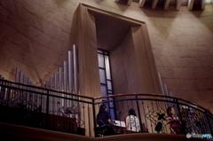 pipe organ & violin