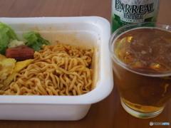 名古屋台湾まぜそば(即席めん)×ビール