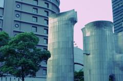 ventilation tower