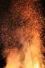 登る火の粉