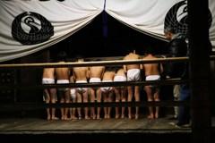 """奇祭""""裸踊り・少年""""③"""