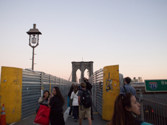 ブルックリンブリッジその2