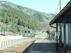 田舎の無人駅