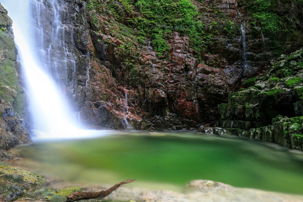 ハリオの滝