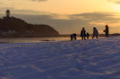 雪浜の少女達 Ⅱ