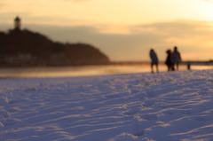 雪浜の少女達 Ⅰ
