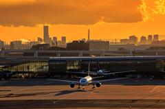 @Haneda Airport Ⅲ