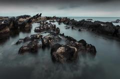 Flowing tide