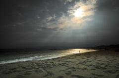 零光の海辺 Ⅱ