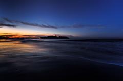 黎明の江の島