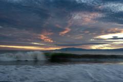 紅の平塚海岸