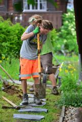 庭師たち2