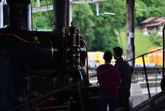 蒸気機関車 6