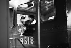 蒸気機関車11