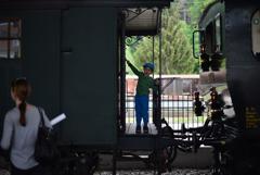 蒸気機関車8