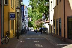 ドイツの街角1