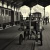 蒸気機関車9