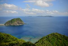 渡嘉敷島1