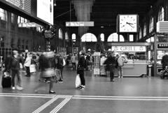 チューリッヒの駅で3