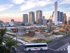 Olympic Village(under construction)