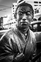 Portrait of Ryoma Sakamoto