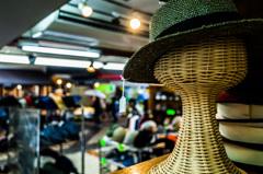 Hat shop(Ueno snap #3)