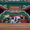日光東照宮の猫