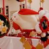つるし飾りの兎3