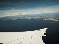 翼よ、あれが富士ノ山だ!!