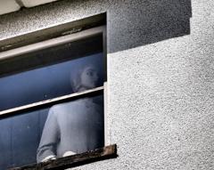 窓辺の憂い