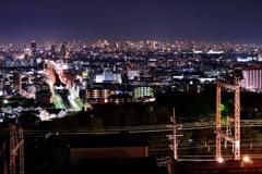 夜分市中見廻りに御座います 弐拾肆 ~リタイヤ記念の夜景~