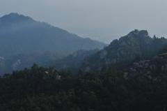 古の修行場 天狗岩