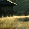燦霧の浮見堂