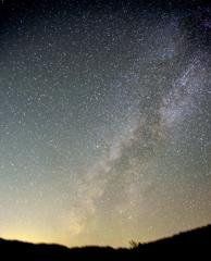 このまま刻が止まればいいと 思う時間・ 流れ星が 時間の流れを教えてくれる・・・