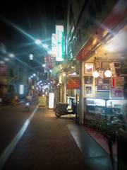 Kitasenju shopping street
