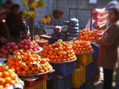 Fruits shop at Highway Break Poin