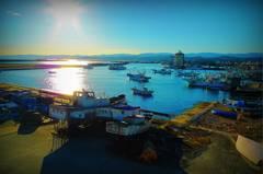 Otsu Fishery-port