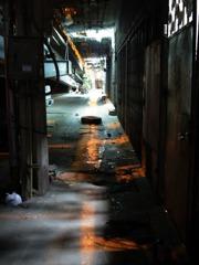 Path under Expessway
