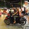 Bike Taxis, cool!