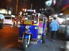 Face of TukTuk