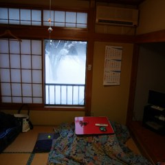 Room of RYOKAN (Japanese inn)