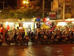 Night market (Khon Kaen)