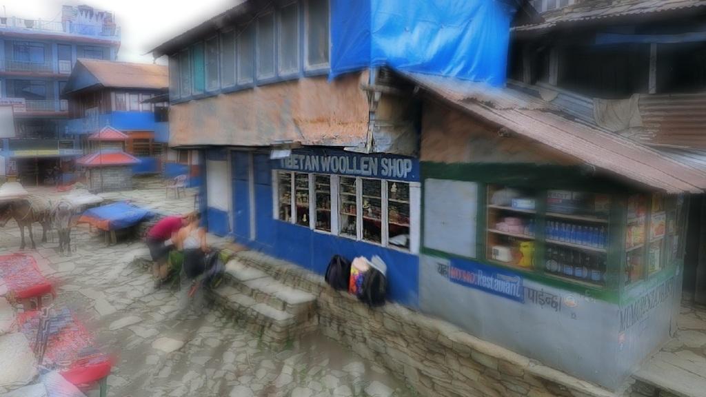 Tibetan Woolen Shop