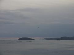 南三陸町の海