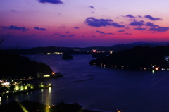 twilight Urado Bay