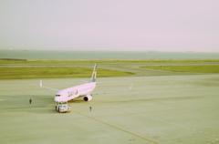 SKYMARK AT KOBE AIRPORT