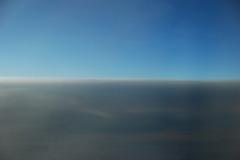 空上の白絨毯