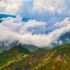 荒ぶる雲海