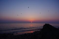 日の出と歓び