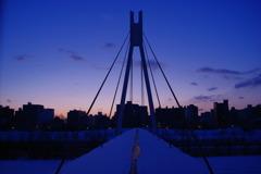 生活基盤の橋